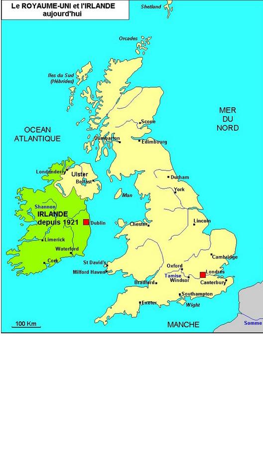 Carte Angleterre En Anglais.Carte Angleterre En Anglais Carte