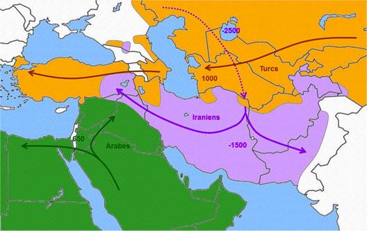 Carte De Leurope Et Moyen Orient.Etude De Cas Le Proche Et Le Moyen Orient Par Les Cartes