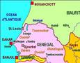 Le Sénégal et le Mali : sites anciens et actuels, frontières actuelles (droits réservés : Herodote.net et Alain Houot)