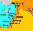 La Syrie et le Levant (cartes d'Alain Houot)