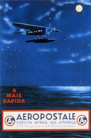 L'Aéropostale relie la France au Sénégal Aeropostale