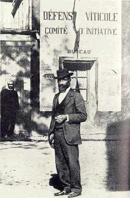 Marcelin Albert à Argeliers