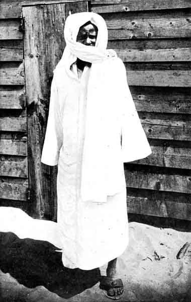 Amadou Bamba, marabout fondateur de la confrérie des Mourides