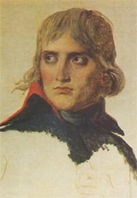 Bonaparte, par David (musée du Louvre)