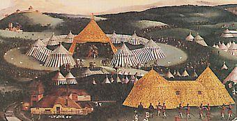 7 juin 1520 le camp du drap d 39 or. Black Bedroom Furniture Sets. Home Design Ideas
