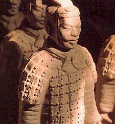L'armée en terre du Premier Empereur Shi Huangdi