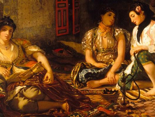 Orientalisme quand l 39 orient envo tait les fran ais for Peinture par bain