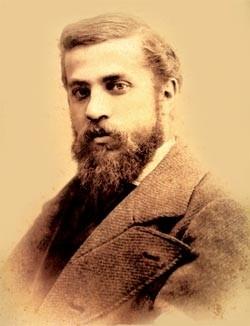 Antoni Gaudi (25 juin 1852, Reus ou Riudoms - 10 juin 1926, Barcelone)