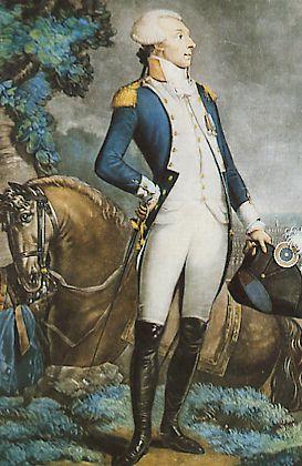 La Fayette, héros des deux mondes