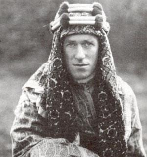Thomas Lawrence (Lawrence d'Arabie), 1888-1935