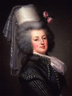 Evénements & Histoire :  Marie-Antoinette (1755 - 1793) L'étourdie superstar MarieAntoinetteWmini