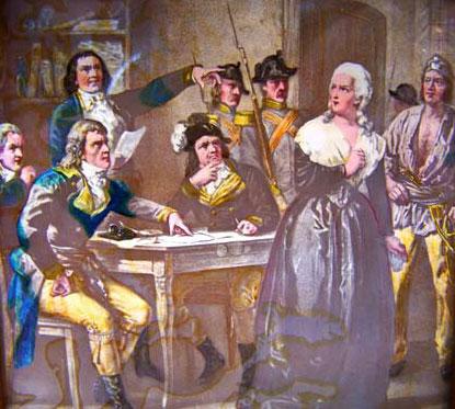 Le procès de Marie-Antoinette: images et illustrations MarieAntoinetteproces