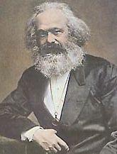 Karl Marx (1818-1883), photographie de 1870