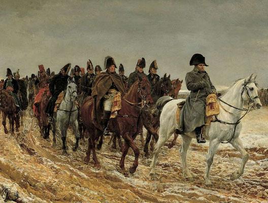 Fin du 1er Empire :  Le trésor perdu de Napoléon Ier Napoleon_Campagne_de_France