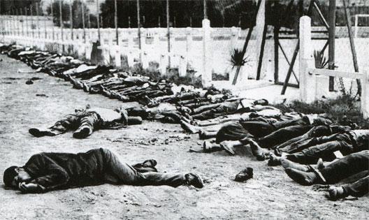 Répression dans la région de Constantine après le soulèvement de Phillipeville (1955)