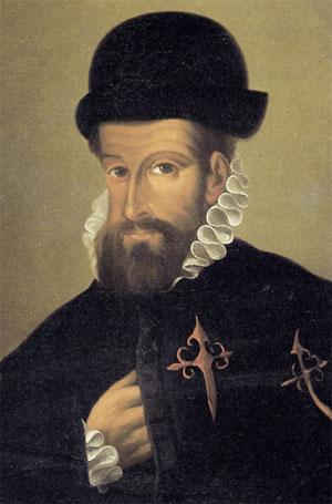 Francisco Pizarro (vers 1475 - 26 juin 1554), Musée d'Amérique, Madrid