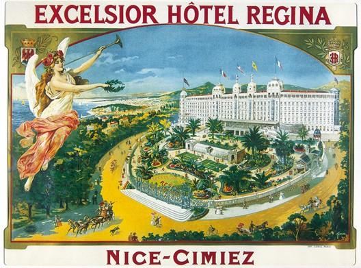 L'hôtel Regina (Nice) abrita les séjours de la reine Victoria à partir de 1896