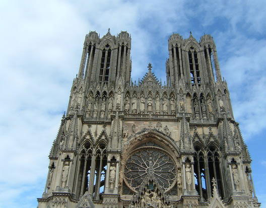 6 Mai 1211 201 Dification De La Cath 233 Drale De Reims