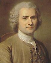 On célèbre cette année... Rousseau