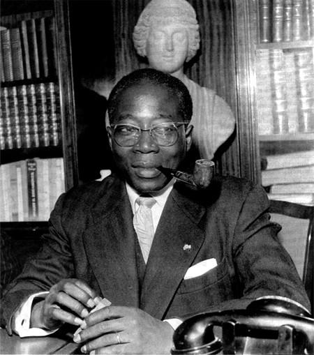 Léopold Sédar Senghor (1906- 2001)