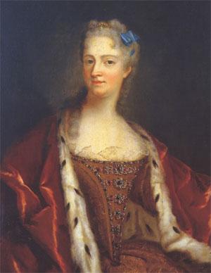 Catherine opalinska pouse du duc stanislas - Prenom stanislas ...
