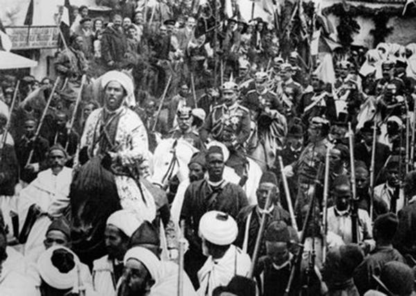 Guillaume II à Tanger
