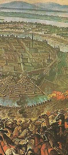 Assaut ottoman pendant le siège de Vienne