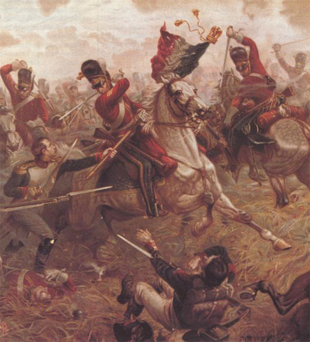 La bataille de Waterloo (William Sullivan, 1898)