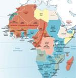 l'AFRIQUE CarteAfrique1960mini