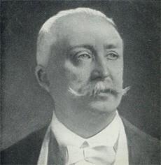 Félix Faure, président de la République française (1841-1899)