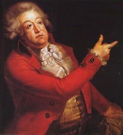 Le comte de Mirabeau, pa François Lonsing (musée des Beaux-Arts, Bordeaux)