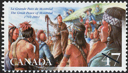 La Grande Paix de Montréal (1701)