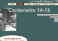 La Grande Guerre (14-18), chronologie détaillée avec Herodote.net