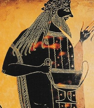 Dionysos (vase attique)