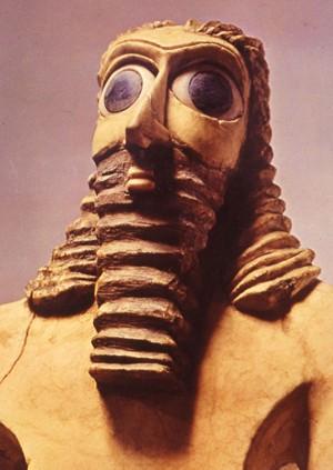 Les sumériens cette extraordinaire civilisation antique  Adorant