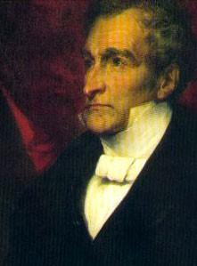 Le baron Joseph-Dominique Louis (1755-1837), d'après une gravure d'époque