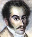 Simon Bolivar à Haïti en 1816 (Caracas, 24 juillet 17831 - Santa Marta, Colombie, 17 décembre 1830)