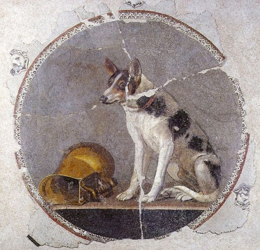 Mosaïque, 200-100 av. J.-C., Alexandrie, Musée national