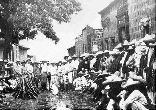 Combattants Cristeros (1926-1929)