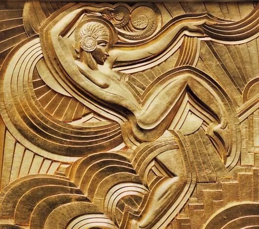 maurice pico bas relief repr sentant la danseuse anita barka 1928 paris fa ade des folies. Black Bedroom Furniture Sets. Home Design Ideas