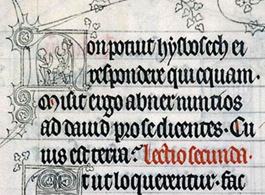 Bréviaire de Renaud de Bar, Metz, vers 1302-1305, Bibliothèque municipale, Verdun
