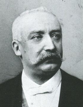 Félix Faure, président de la République française (30 janvier 1841, Paris -16 février 1899, Paris)