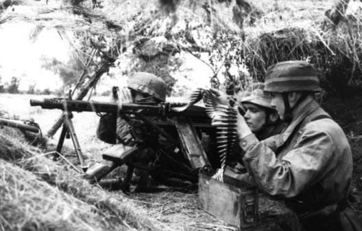 6 Juin 1944 .... Haies