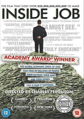 Inside Job, documentaire am�ricain de Charles Ferguson, 2010