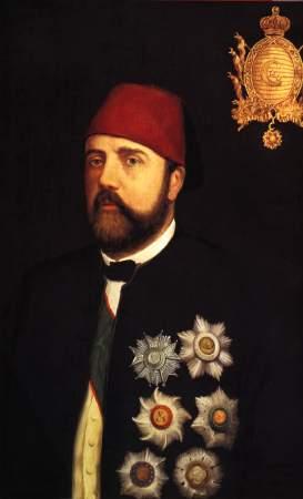 Ismaïl Pacha (Le Caire, 31 décembre 1830 - Constantinople, 2 mars 1895)
