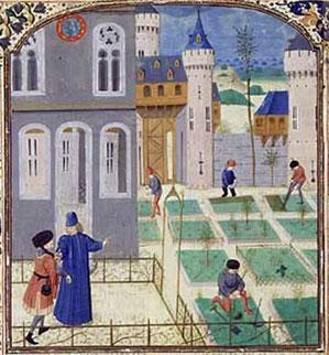 Les jardins pour le plaisir des dieux des rois et des hommes - Il faut cultiver notre jardin signification ...
