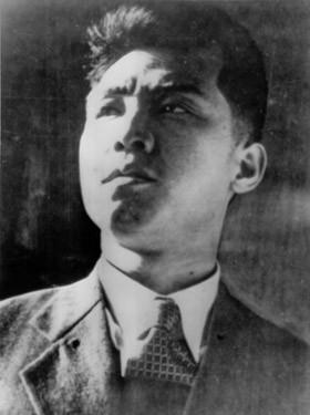 Kim Il-sung, ou Kim Il-song (15 avril 1912 - 8 juillet 1994)
