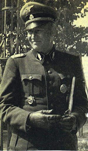 Heinz Lammerding (27 août 1905, Dortmund - 13 janvier 1971, Bad Tölz)