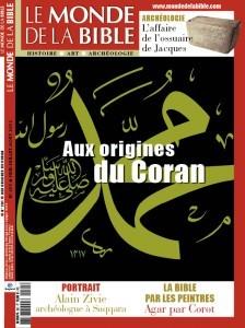 Le Monde de la Bible (juin-juillet-août 2012, 10 euros, en kiosque ou en librairie)