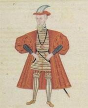 Pedro Mascarenhas (gravure ancienne)